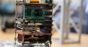 QB50 satellite