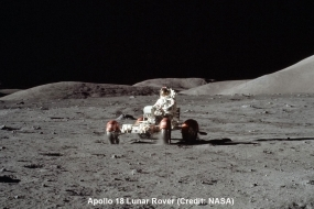 Apollo 18 Lunar Rover