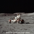 Apollo 18 Lunar Rover