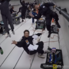 SMiLE Team in Zero-G